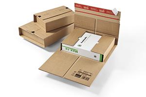 Verstärkte Wrap-Around-Verpackungen.